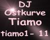 Tiamo DJ Ostkurve