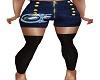 libra shorts