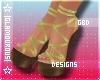 lGl Bridget Heels Yellow