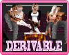 Derivable Outdoor Furn