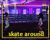 kids club skate together