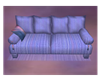 Baby Blue Couch