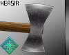 Double Edged Viking Axe
