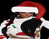 Red Santa Hat n Hair