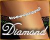 I~Diamond Arm Band