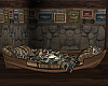Lake Lodge Boat Sofa