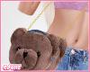 ♡Denim Bear Bag