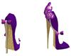 Zapato purple D.E