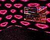 Tokyo Neon Hearts Room