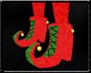Christmas elf shoes m