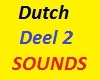 Dutch sounds 2