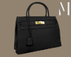 Black Designer Purse