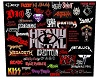 ~CB Heavy metal poster