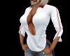 YM - SEXI WHITE SHIRT -
