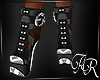 AR* Diamonds Boots Black