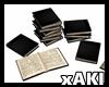 *Y* Dark Books + Poses