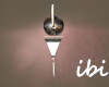ibi Beachglass Wall Lamp