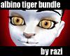 Albino Tigress Bundle