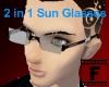 Classic Blck Sun Glasses