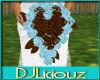 DJL-Cust Bridal BlueChoc