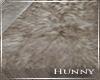 H. Fur Rug Modern
