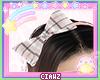 🎀 Kid Plaid Bow