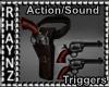 Wild West Gunslinger (M)