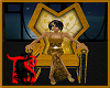 TS Gold Throne wPoses