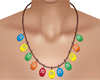 M&M Candy Necklace