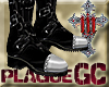 """(M)PLAGUE """"GC"""" BOOTS"""