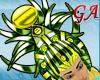 GA Emerald Hathor Crown