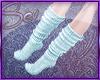 *S Warm Socks Blue