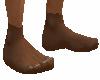 Black Catsuit Feet