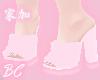 Pink Sugar Shoes