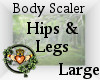 Body Shaper Scaler L
