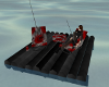 Gothic Fishing Raft