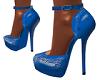 bleu heels
