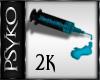 PB Support sticker 2k