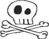 BJ skull