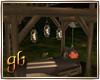 Autumn*pallet Bed