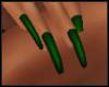 Green Nail ~ Slim Hand