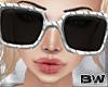 Metal Strip Sunglasses Q