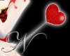 ~N~ Queen of Hearts Wand
