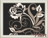 Rosecliff Wall Decal L