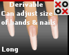 Resizer Hands & Nails
