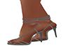 ~N~ Gray Sandals