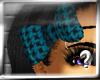 Aqua Blue | Hair Bow