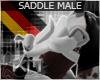 +KM+ Saddle white MALE