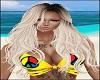 D Blond Ella Hair