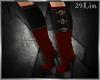 29  Ruselle Boots Maroon